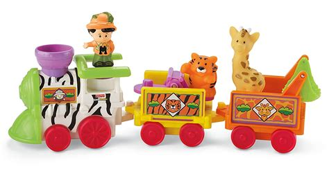 Fisherprice Little People Musical Zoo Train , New, Free