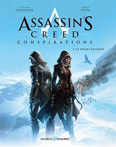 Assassin's Creed: Conspiracies Volume 2: Project Rainbow ...