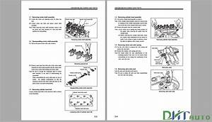 Mitsubishi L3e Parts Wiring Diagram