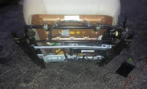 Need Help With Chrysler 300 Power Seat Wiring