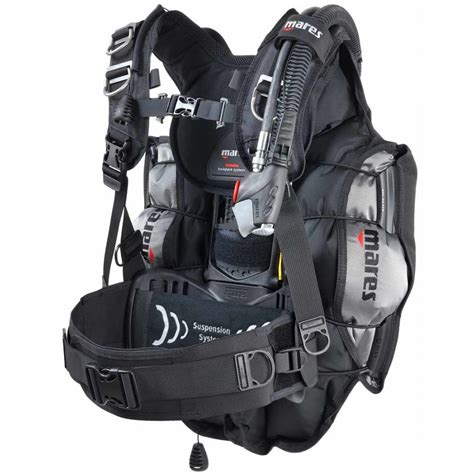 bcd dive mares hybrid protec bcd from denney diving