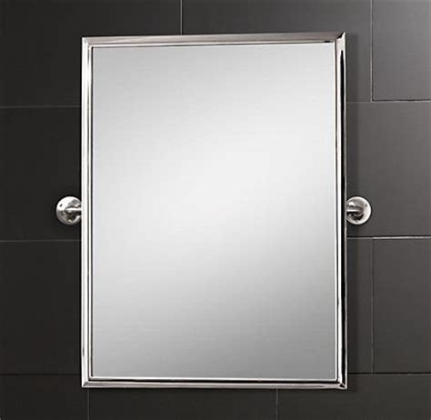 Pivot Bathroom Mirror Restoration Hardware by 17 Best Images About Rsh Master Bath And Closet On