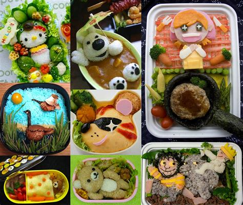 bento japanese cuisine food gsek