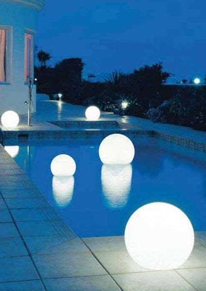 hanging lights around pool set 194 best images about pool lighting ideas on