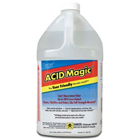 acid magic liquid muriatic acid replacement swimming pool