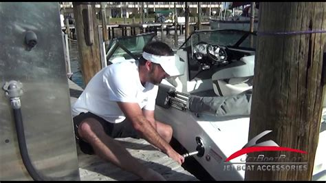 Jet Boat Depth Finder by Winterize Your Yamaha Jet Boat