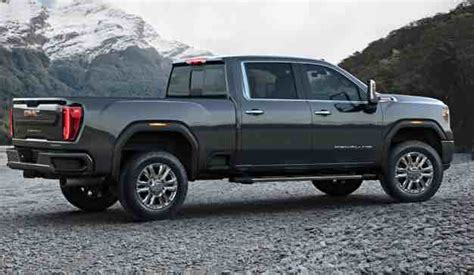 2020 Chevrolet Hd Gas Engine by 2020 Gmc Hd Gas Engine Authority