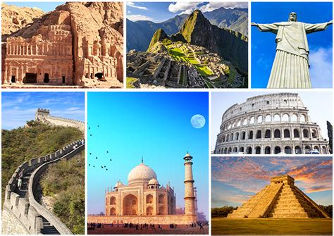 glorious facts about seven wonders of the world for momjunction