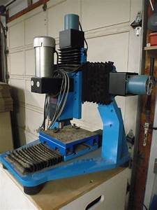 Looking For Info On A Small Torcam Cnc Machine