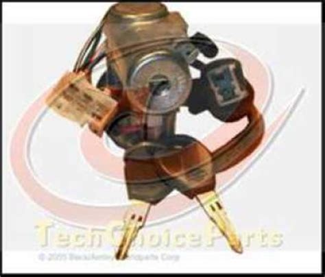Nissan Ignition Switch Techchoice Parts