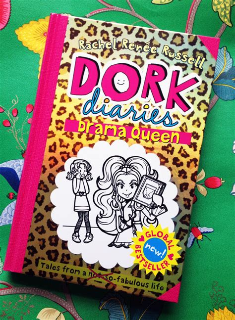 Book Review Dork Diaries Drama Queen  A Mum Reviews