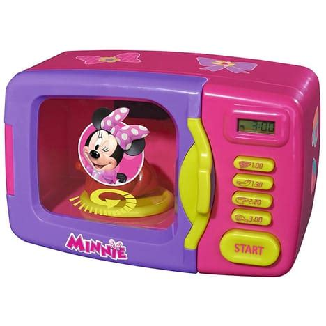 cuisine minnie auchan micro ondes intractif minnie disney jouet imitation