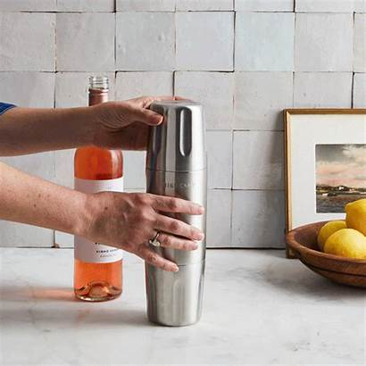 Magnetic Tumblers Flask Food52 Stainless Double Steel