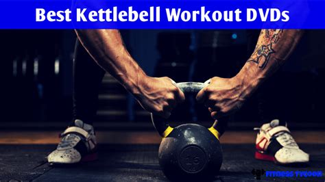 kettlebell workout dvd dvds fitness training