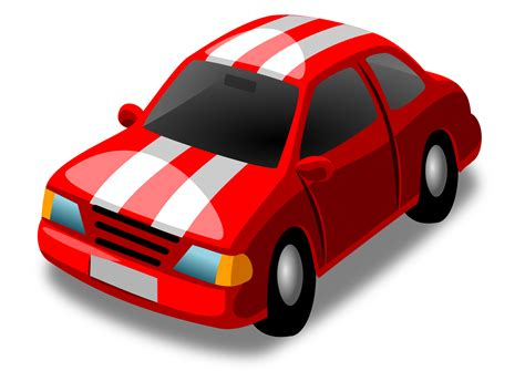 Clipartist.net » Clip Art » A Car Little Red Clipartist
