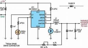 Efficient Fan Speed Controller