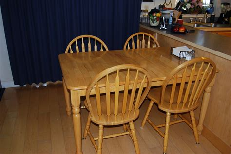 wood kitchen table set dining roomfrench country