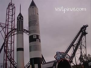 Space Shuttle ride at Enchanted Kingdom   VisitPinas.com