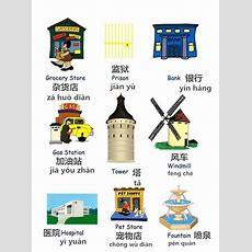 Learn Chinese Vocabulary In An Easy Way  Nouns Part 3  Poster Chhipa  Learn Chinese, Chinese