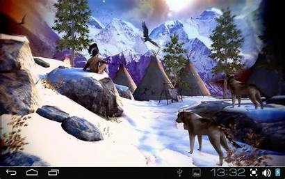 3d Native American Android Google Phone Play