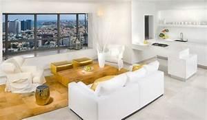 Braunes Sofa Weiße Möbel : 115 sch ne ideen f r wohnzimmer in beige ~ Sanjose-hotels-ca.com Haus und Dekorationen