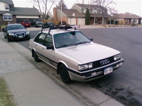 Doctorq 39 S 1985 Audi 4000 In Littleton Co Coupe Gt