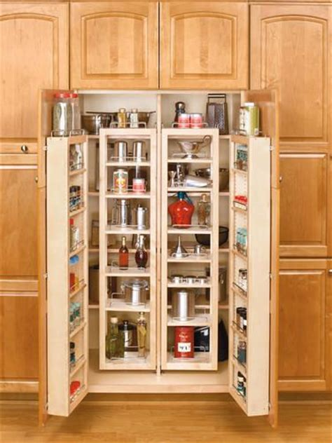 menards unfinished pantry cabinet swing out pantry kit at menards for the home