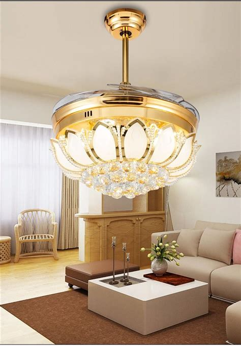 living room fans with lights stealth fan lights simple and stylish modern restaurant