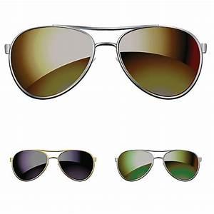 Aviator Sunglasses Clip Art, Vector Images & Illustrations ...
