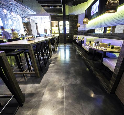 Resinous Flooring Vs Epoxy Flooring by Epoxy Floors Vs Polished Concrete What S The Difference