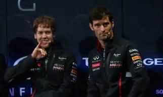 Sebastian Vettel Unveils New Red Bull Car
