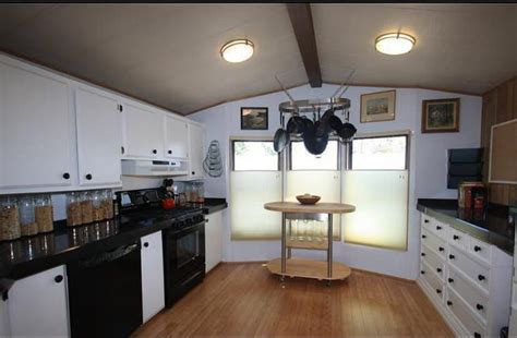 great mobile home kitchen makeovers mobile home living