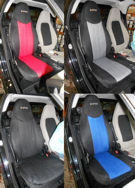 for car custom car seat covers for smart fortwo and roadster