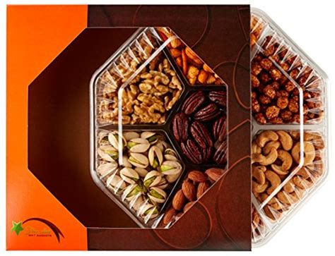 holiday gourmet food nuts gift basket 7 different nuts five star gift baskets nuts gift basket delightful gourmet food gifts prime delivery birthday