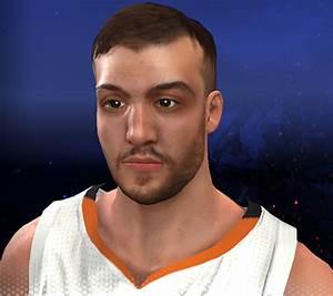 NBA 2K14 Miles Plumlee Cyberface with Beard - NBA2K.ORG