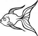 Goldfish Coloring Fish Clipart Drawing Outline Printable Clip Bowl Cliparts Colouring Simple Clipartpanda Animal Library Clipartmag Presentations Websites Reports Powerpoint sketch template
