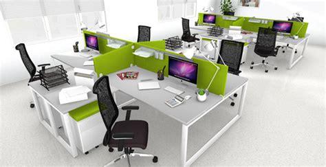 bureau pour entreprise bureau open space