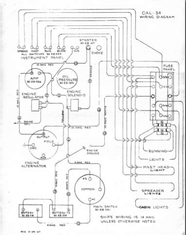 hurricane boat wiring diagram hurricane boat wiring