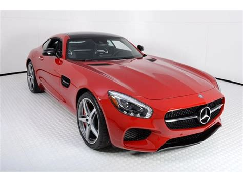 If a person writes a check without sufficient funds in an associated account to cover it, the check will bounce, or be returned for insufficient funds. 2016 Mercedes-Benz AMG GT S For Sale | GC-19118 | GoCars