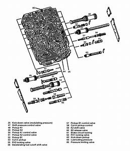 Valve Body Diagram W202 C280 96 U0026 39