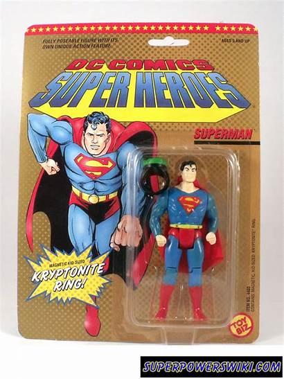 Heroes Toy Biz Dc Superman Super Powers