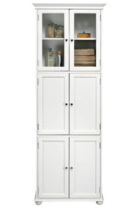 hton bay 6 door tall cabinet linen cabinets