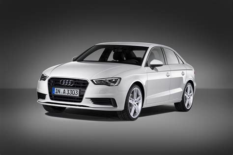 Audi Photo by 2014 Audi A3 Sedan Revealed Autoevolution
