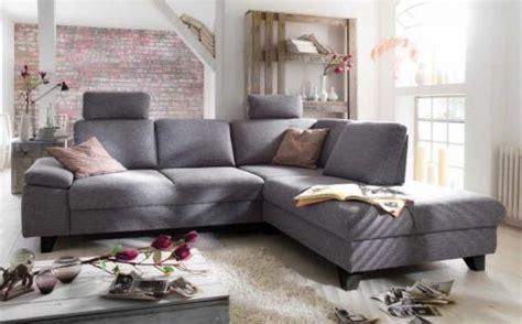 polstercouch sofa couch ecksofa polsterecke funktion grau