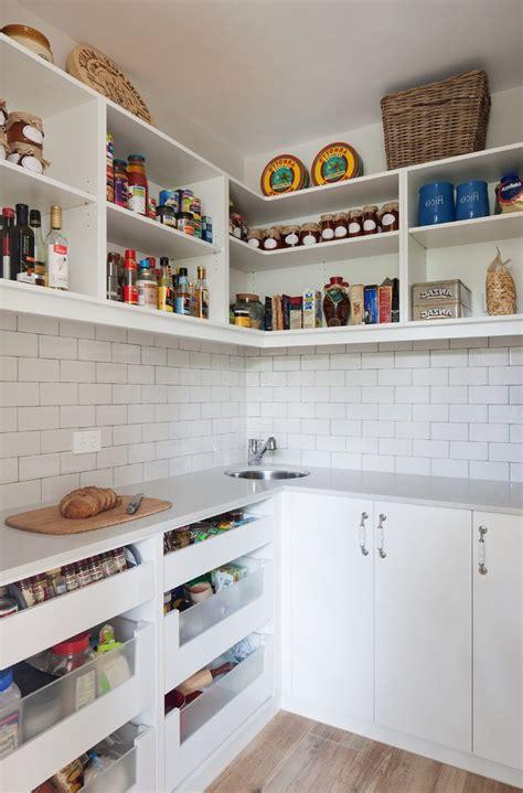 Kitchen Pantry Melbourne melbourne small kitchen pantry farmhouse with backsplash