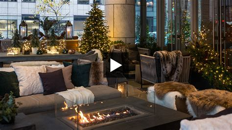 Winter Decorating : Outdoor Winter Decorating Ideas