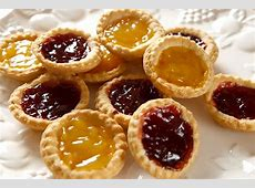 Traditional British Jam Tarts Recipe