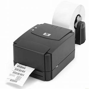 china tsc high quality thermal transfer barcode label With chinese label printer