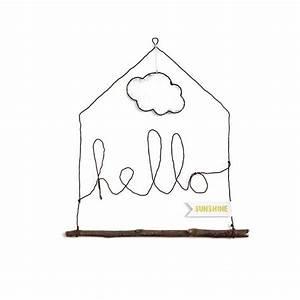 Geschenke Für Hobbygärtner : die besten 25 basteln mit draht ideen auf pinterest basteln mit papierdraht draht und ~ Bigdaddyawards.com Haus und Dekorationen