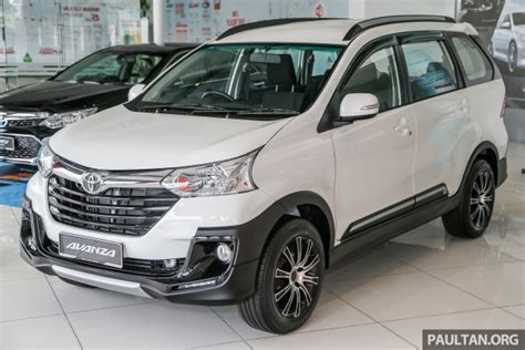 Toyota Avanza Image by Gallery Toyota Avanza 1 5x Goes For The Suv Look
